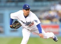 [MLB] '5이닝 2실점' 류현진, 불펜 난조로 4승..