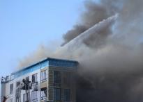 신사역 성형외과 폭발, 단순 화재 폭발음 때문..