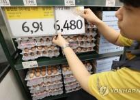 대형마트 3사 달걀 인하, 릴리안 생리대도 환..