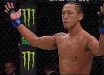 UFC 김동현, 고미 상대로 경기력 폭발…팬심도..