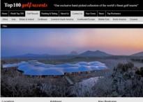 사우스케이프-핀크스, 세계 100대 골프리조트..