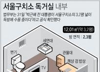 박근혜 독방, 실제 수감 경험자들이 설명한 실..