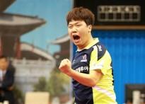 [탁구] 전국체전 남녀 일반부 최원진-최효주 ..