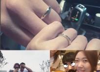 박시현 최대성 결혼, SNS에서 포착된 열애 암..