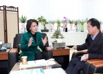 [파워인터뷰]이인선 대구경북경제...