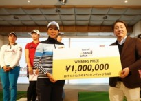 일본서 W지투어 호평, 스크린 골프 세계화 가..