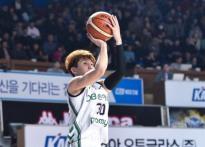 '3점슛 18개' DB, 연장서 SK 꺾고 공동 2위..