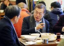 '문재인 혼밥' 둘러싼 정치권 진실공방…내..