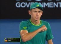 [테니스] ATP에 나타난 신성, '낭랑 18세' 데..