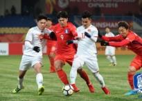 [AFC U-23 챔피언십] '볼 만했던 전반, 불만..