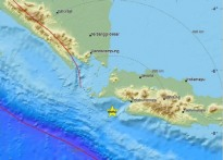 인도네시아 지진, 잇따른 자연재해에 '슈퍼문..