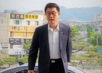 [포토뉴스]시정 복귀하는 장욱현...