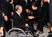 김종필 별세, 박근혜 전 대통령과 남다른 관계..