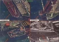 북한 석탄 관여한 토고 선박, 이름까지 바꿨다..