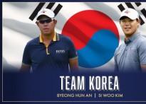 안병훈-김시우 월드컵 28개국중 파워랭킹 2위..