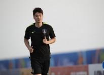 [아시안컵] '벤투호 비상' 기성용, 햄스트링..
