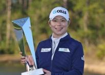 지은희, LPGA개막전서 통산 5승 달성