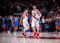 [NBA] '천적 관계' 이겨낸 포틀랜드, 더 높..