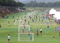 '화랑대기 전국 유소년축구대회'...