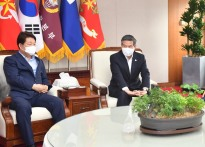 권영진·이철우, 국방부 차원 군...