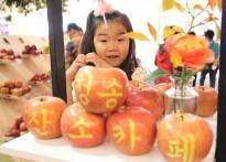 '청송사과축제' 세계축제협회가 ...