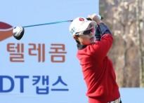 [이게 진짜 스윙!] 3관왕 차지한 김효주의 티..