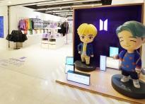 롯데백화점 대구점, BTS 팝업스토...