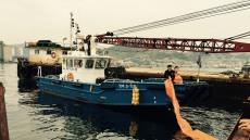 동해해경, 2015년 오염사고 4건 발생…유출량 127ℓ