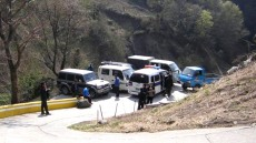 남부지방산림청 울릉국유림사업소, 겨울철 불법행위 집중단속