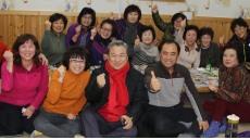 정수성 국회의원, '민생탐방 위해 24시간 강행군'