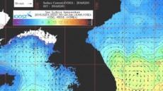 '겨울철 독도 인근 해역 표층 온도는 11.9 ℃' 김윤배 박사 측정
