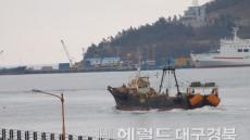 동해어업관리단, 오징어 불법 공조조업 일당 검거