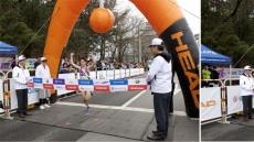 천년고도 경주서 펼친 '코오롱구간마라톤대회' 성료
