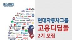 현대차그룹, 車부품산업 우수인재 양성지원 '고용디딤돌' 제 2기 모집