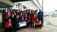 양산시, 동면 본법마을 경로회 투표권 행사