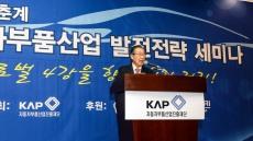 자동차부품산업진흥재단(KAP), 부품사 경영자 대상 자동차업계 동반성장 세미나