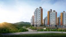 한국토지신탁, '통영 코아루' 견본주택 22일 오픈…547가구 분양
