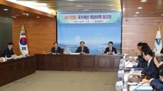 김기현 울산시장, 국가예산 확보대책 점검회의 주재
