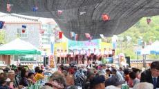밀양 내일동 청년회, 23일 어르신 600명 모시고 경로잔치