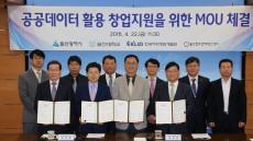 울산시, 전국최초 공공데이터 활용 창업지원 업무협약 체결