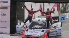 현대자동차, WRC서 2016시즌 첫 개인 우승