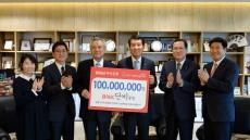 BNK금융그룹, 부울경 사회복지공동모금회에 2억5천만원 전달