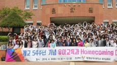 계명문화대 유아교육과, 홈커밍데이 개최