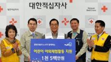 현대차 노사, 지역 소외아동 야외체험 지원금 1천 500만원 전달