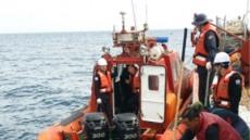 동해해경, 독도인근해역서  조난선박 무사구조