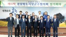 경상북도 시장·군수 독도영유권 침탈규탄 성명서 발표
