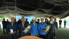 남영양농협, 제2회 원로조합원 게이트볼 대회 개최