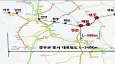 점촌~영주간 전철화사업 확정