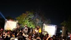 경주동부사적지 '꽃밭속 음악회로 여름밤 녹인다'