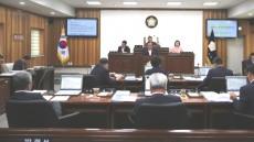 울릉군의회 6일간 제219회 임시회 돌입,추경·조례안 처리